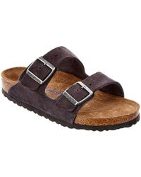 Birkenstock - Arizona Soft Footbed Sandal - Lyst