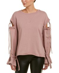 Fate - Buckle Strap Pullover - Lyst