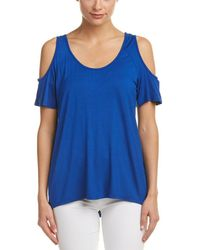 Kut From The Kloth - Cold-shoulder Top - Lyst