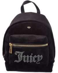 Juicy Couture - New Mini Backpack, Black - Lyst