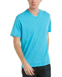 Robert Graham - V-neck T-shirt - Lyst