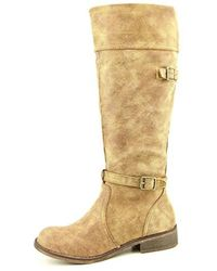 Material Girl - Leroy Synthetic Mid Calf Boot - Lyst