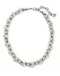 Ben-Amun | Ben Amun Swarovski Crystal Infinity Necklace | Lyst