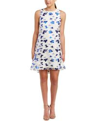 Belle By Badgley Mischka | Shift Dress | Lyst
