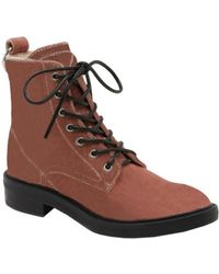 Dolce Vita - Women's Bardot Lace-up Ankle Boot - Lyst