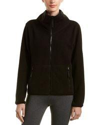 Betsey Johnson - Sherpa Polar Fleece Jacket - Lyst