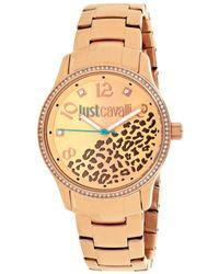 Just Cavalli - Women's Huge (7253127510) Watch - Lyst
