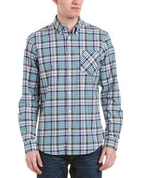 Ben Sherman - Tartan Gingham Woven Shirt - Lyst
