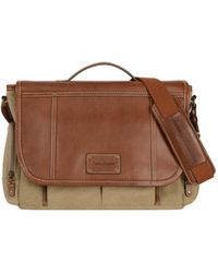 Tommy Bahama - Unisex The Casual Bag Messenger Bag - Lyst