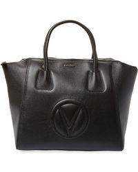 Valentino By Mario Valentino - Gigi Dollaro Leather Tote Bag - Lyst