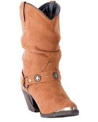 Dingo - Camilla Slouch Boot Di8929 - Lyst