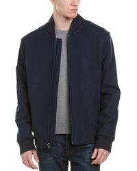 Marc New York - Foch Wool-blend Coat - Lyst