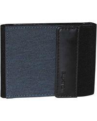 Buxton - Men's Hooke's Rfid Flex Bifold Wallet - Lyst