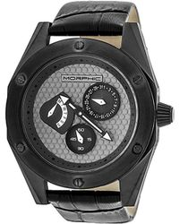 Morphic - M46 Series Charcoal Watch - Lyst