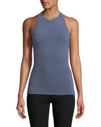 C/meo Collective - Collective Marled Tank Top - Lyst