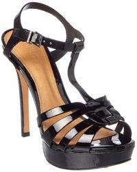 Schutz - Lolinha Patent Sandal - Lyst