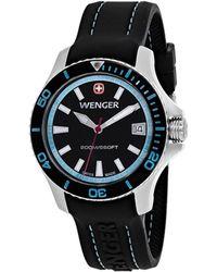 Wenger - Women's Sea Force (01.0621.105) Watch - Lyst