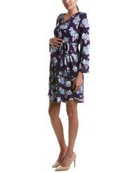 Everly Grey - Maternity Hudson Dress - Lyst
