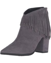 Kenneth Cole Reaction - Women's Pull Ashore Ankle Bootie - Lyst