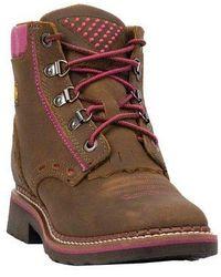 Dan Post - Boots Women's Janesville Ankle Boot Dp59447 - Lyst