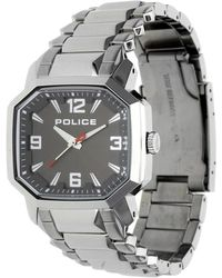 Police - Watch Meduse Silver P13402ms-61m - Lyst