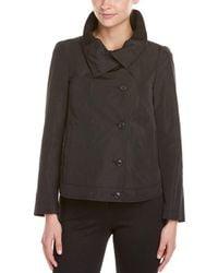 Piazza Sempione - Silk-blend Jacket - Lyst