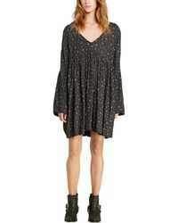 Denim & Supply Ralph Lauren - Floral Print Bell Sleeve Dress - Lyst