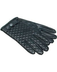 Joseph Abboud - Quilted Leather Gloves - Lyst
