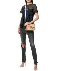 Givenchy - Women's Pink Leather Shoulder Bag - Lyst