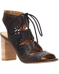Lucky Brand - Women's Tafia Ghillie Lace Up Sandal - Lyst