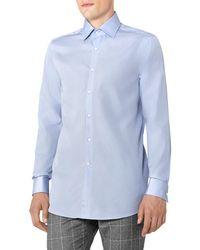 Reiss - Blaine Regular Fit Shirt - Lyst