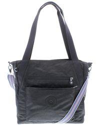 Kipling - Womens Esme Space Dye Shopper Tote Handbag - Lyst