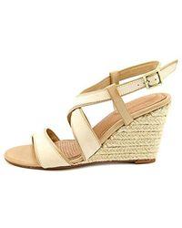 Corso Como - Women Holla Wedge Sandals - Lyst