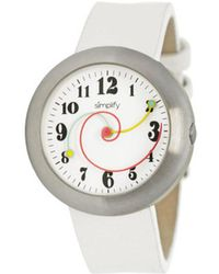 Simplify - Men's The 2700 Quartz Watch - Lyst