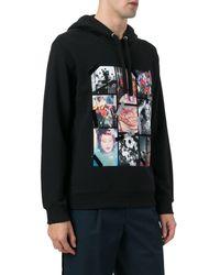 KENZO - Photo Collage Hoodie - Lyst