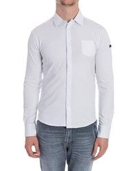 Rrd | Men's White Cotton Shirt | Lyst