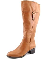 Franco Sarto - Women's Lizbeth Wide Calf Riding Boots - Lyst