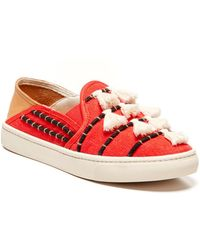 Soludos - Coco Tassel Sneaker - Lyst