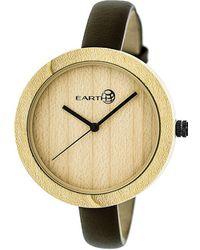 Earth - Yosemite Khaki/tan Watch - Lyst
