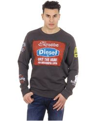 DIESEL - Mens Sweater S-galev - Lyst