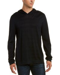 John Varvatos - . Hooded Pullover - Lyst