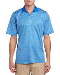 Fairway & Greene - Luther Stripe Polo Shirt - Lyst