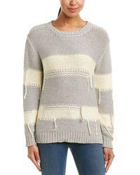 Nation Ltd - Market Street Oversized Sweater - Lyst