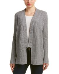 Magaschoni - Wool & Cashmere-blend Cardigan - Lyst