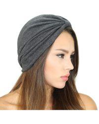 Kristin Perry - Jersey Knit Turban - Lyst