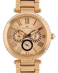 Tavan - Seven Seas Ladies Multi-function Watch - Lyst