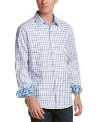 Robert Graham - Microcar Woven Shirt - Lyst