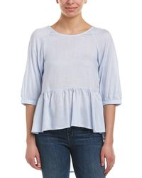 French Connection - Sumout Summer Top - Lyst
