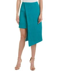 C/meo Collective - Collective Star Lesson Asymmetrical Skirt - Lyst