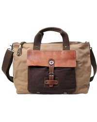 The Same Direction - Hidden Woods Canvas Tote - Lyst